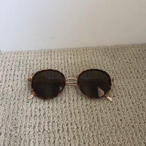 Urban Outfitters Women's Tortoise Sunglasses